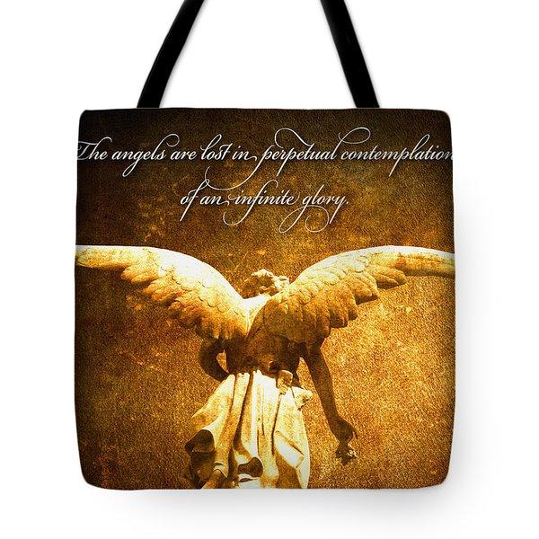 Infinite Glory Tote Bag
