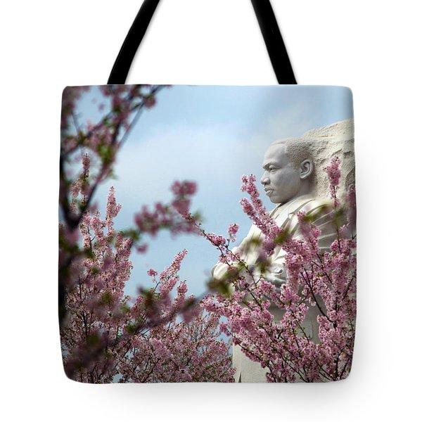 Infinite Hope Tote Bag by Mitch Cat