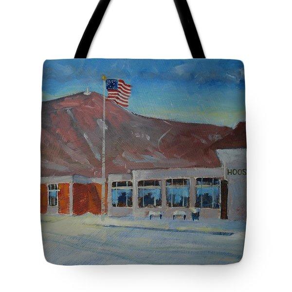 Infinite Horizons Tote Bag by Len Stomski
