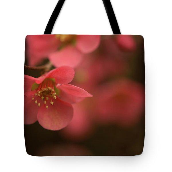 Infinite Pink Tote Bag