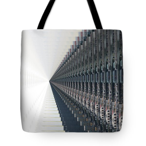 Infinite Possibilities _singapore Tote Bag