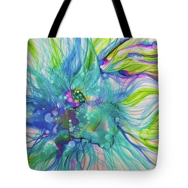 Infinite Unknowns Tote Bag