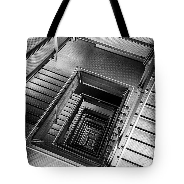 Infinite Well Tote Bag