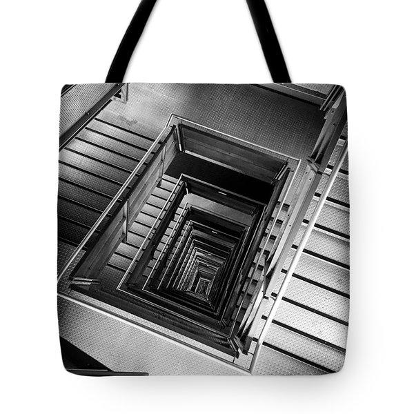 Infinite Well Tote Bag