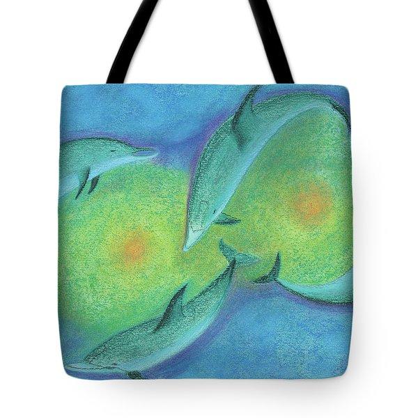 Infinity 3 Tote Bag