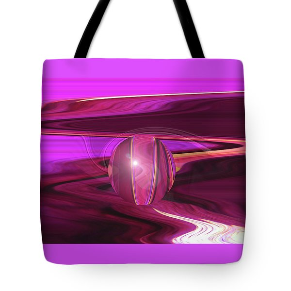 Infinity And Beyond - Abstract Iris Photography Tote Bag by Brooks Garten Hauschild