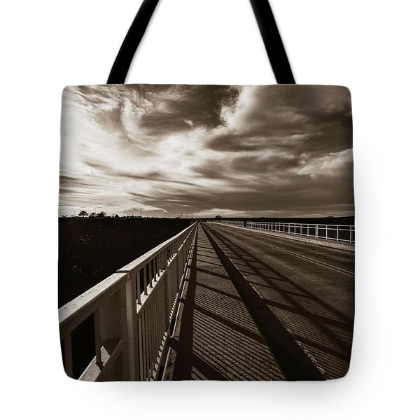 Tote Bag featuring the photograph Infinity by Marilyn Hunt