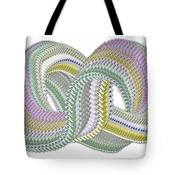 Infinity Sign. Tote Bag