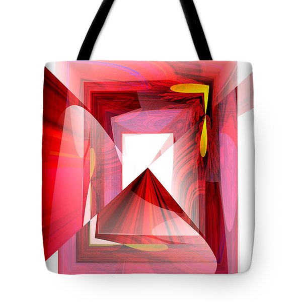 Infinity Tunnel  Tote Bag