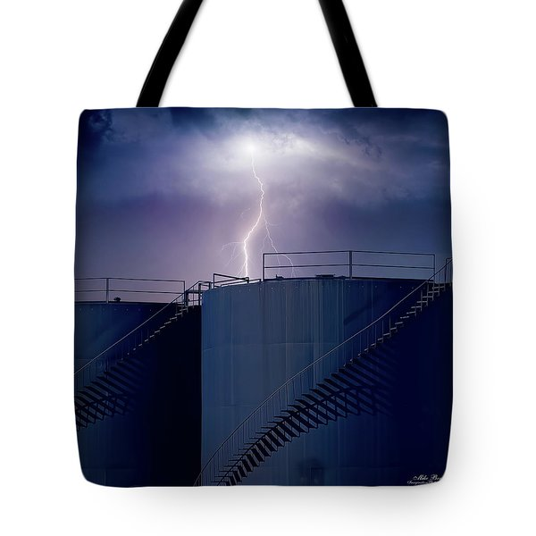 Inflammatory Situation Tote Bag