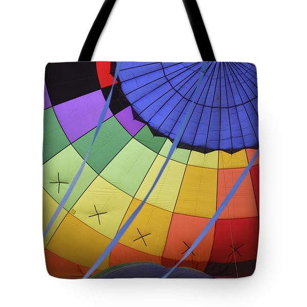 Inflation Time Tote Bag