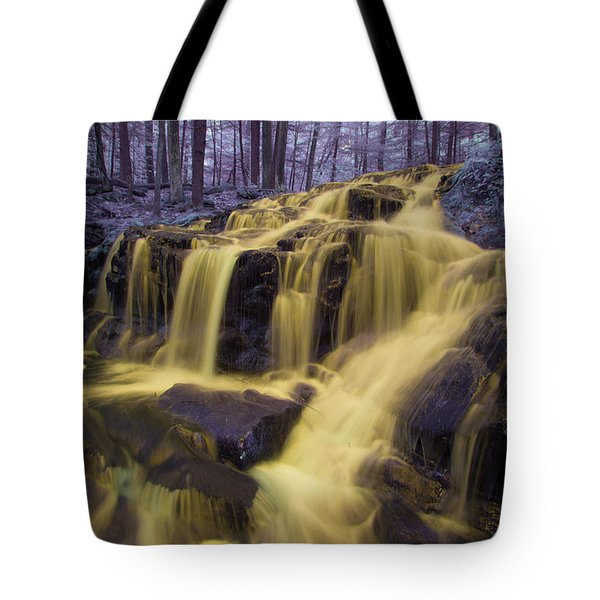 Tote Bag featuring the photograph Infrared Dream by Brian Hale