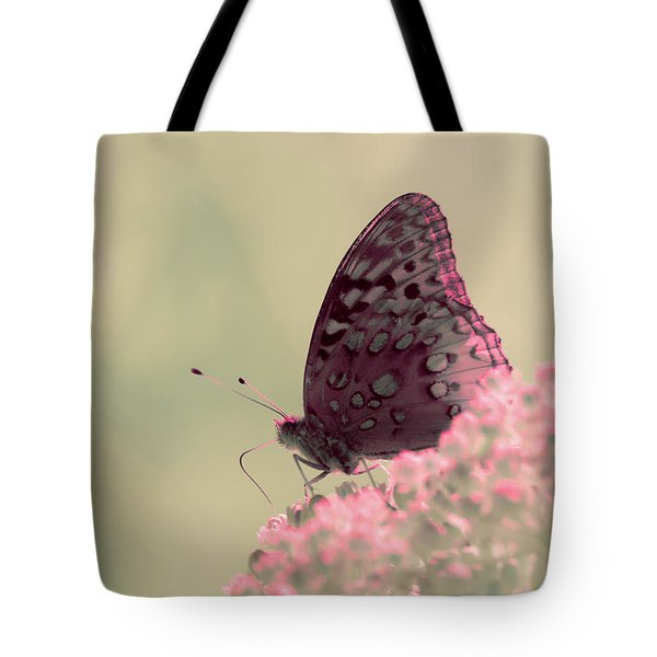 Tote Bag featuring the photograph Infrared Fritillary 2 by Brian Hale