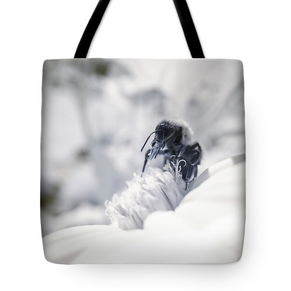 Tote Bag featuring the photograph Infrared Proboscis 3 by Brian Hale