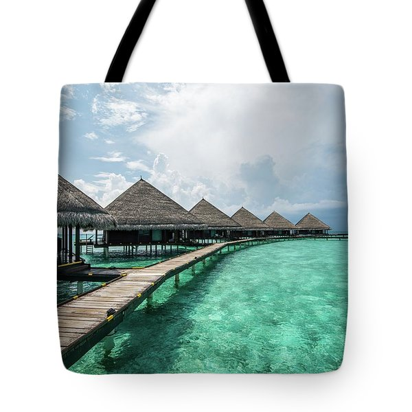 Tote Bag featuring the photograph Inhale by Hannes Cmarits