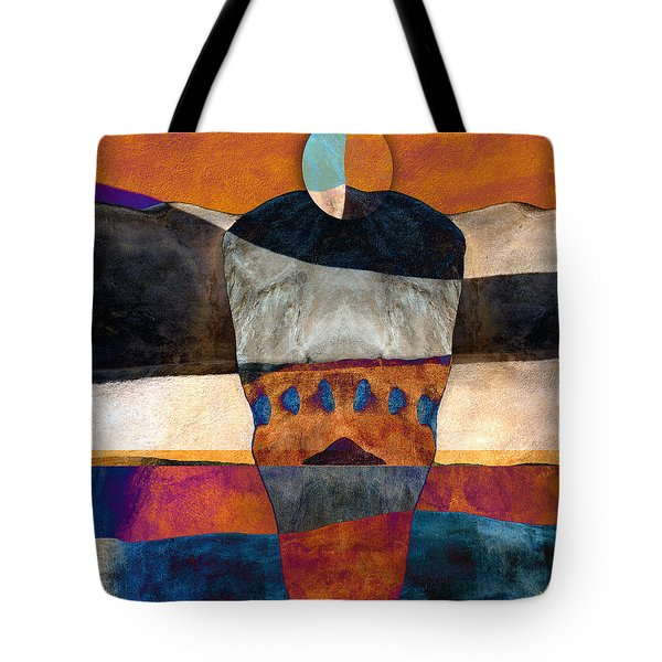Inherent Number 2 Tote Bag