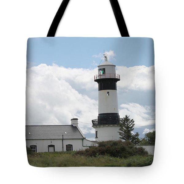 Inishowen Lighthouse Tote Bag