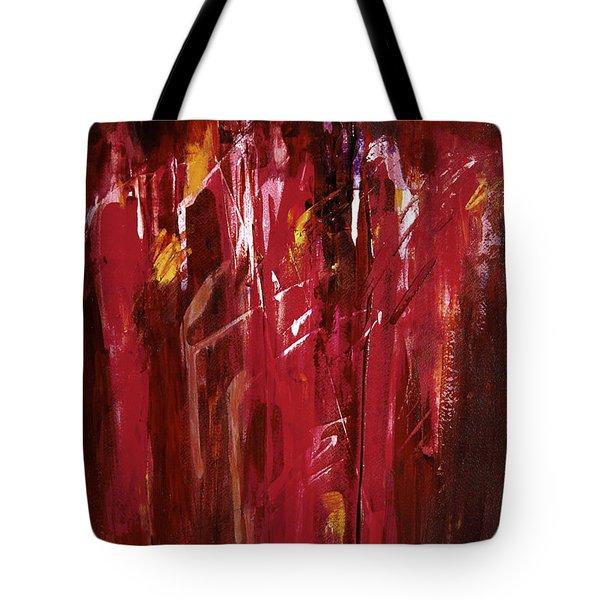 Initiation Tote Bag