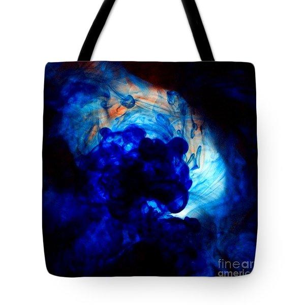 Ink Swirls 002 Tote Bag