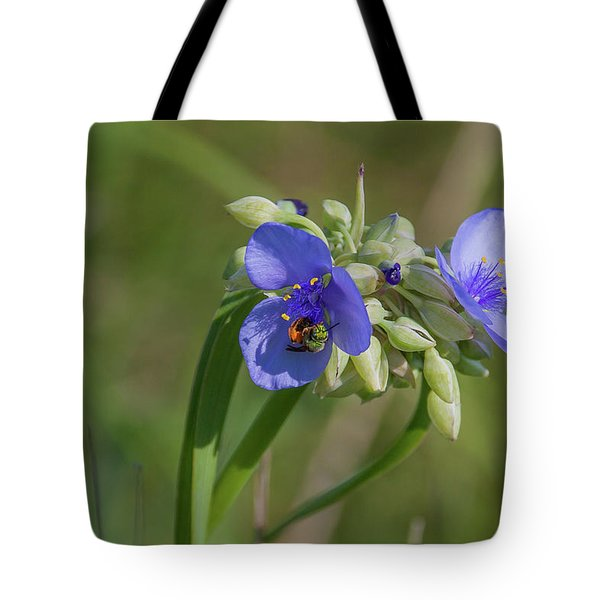 Tote Bag featuring the photograph Inl-12 by Ellen Lentsch