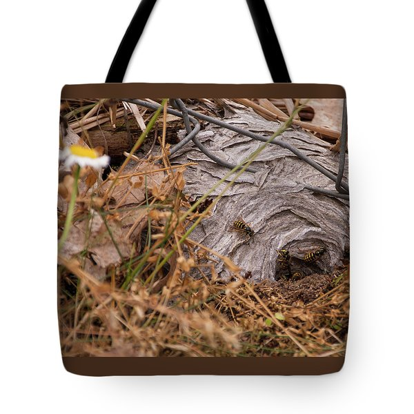 Tote Bag featuring the photograph Inl-14 by Ellen Lentsch
