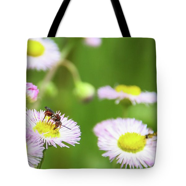 Tote Bag featuring the photograph Inl-2 by Ellen Lentsch