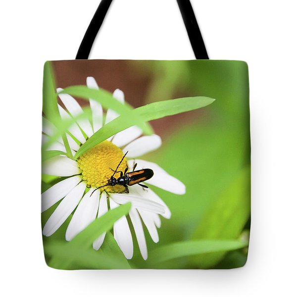 Tote Bag featuring the photograph Inl-8 by Ellen Lentsch
