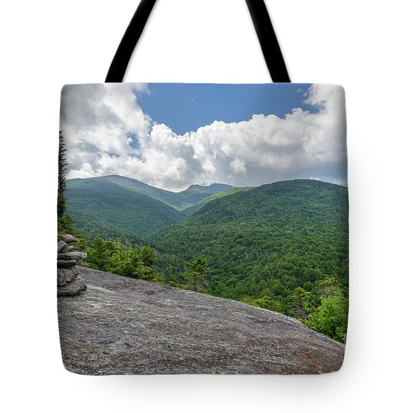 Inlook Trail - Randolph, New Hampshire  Tote Bag