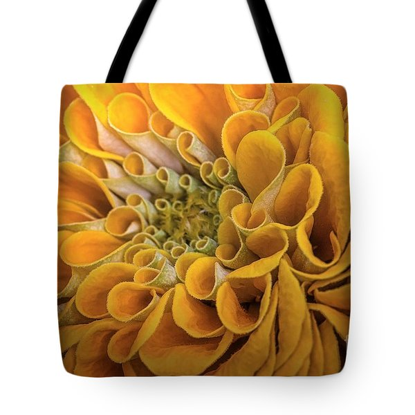 Tote Bag featuring the photograph Inner Beauty by Mary Lou Chmura