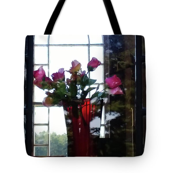 Tote Bag featuring the photograph Inner Beauty by Tom Vaughan