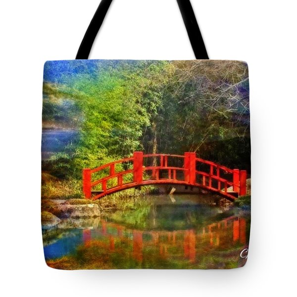 Inner Bridges Tote Bag