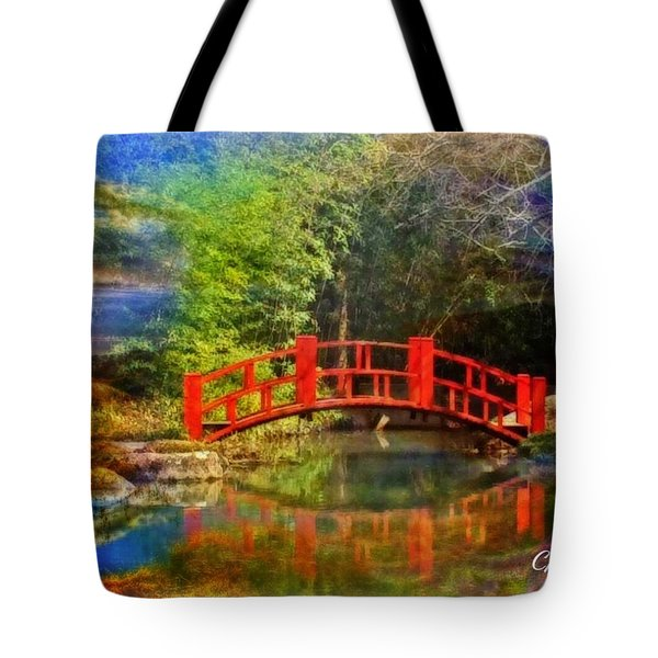 Inner Bridges Tote Bag
