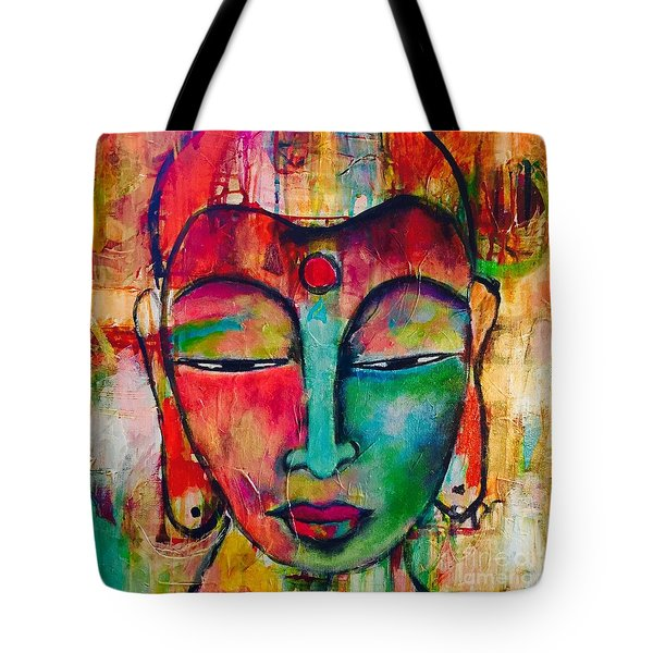 Inner Buddha  Tote Bag
