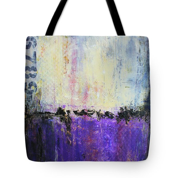 Inner City Blues Tote Bag