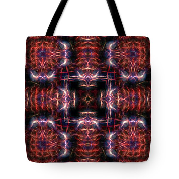 Inner Compass 3 Tote Bag by William Horden