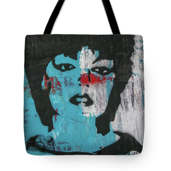 Tote Bag featuring the painting Inner Fantasy by Jayime Jean