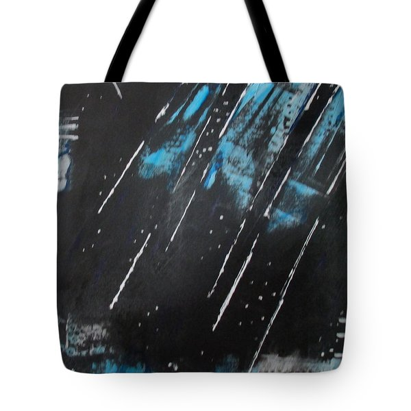 Tote Bag featuring the painting Inner Flight by Sharyn Winters