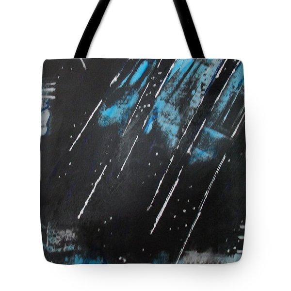 Inner Flight Tote Bag