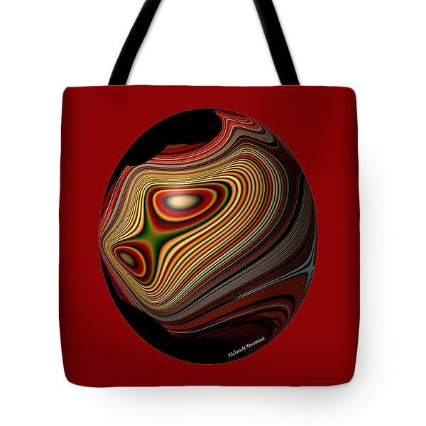 Inner Galaxy Tote Bag
