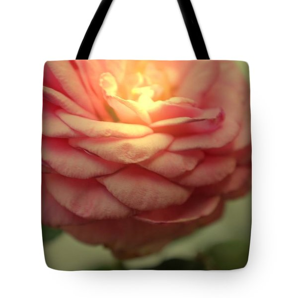 Inner Glow Tote Bag by Betty Northcutt