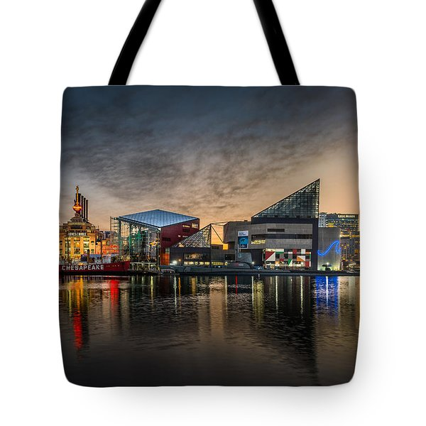 Inner Harbour  Tote Bag