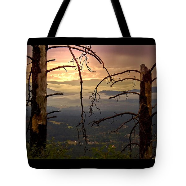Inner Journey Tote Bag by Loni Collins