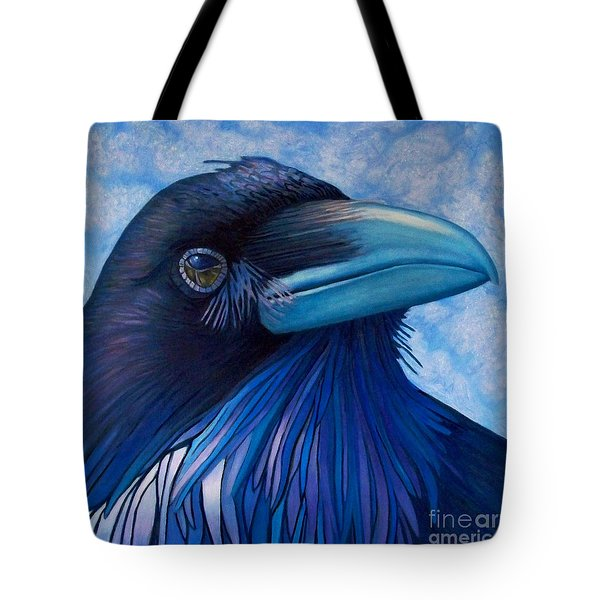 Inner Knowing Tote Bag by Brian  Commerford