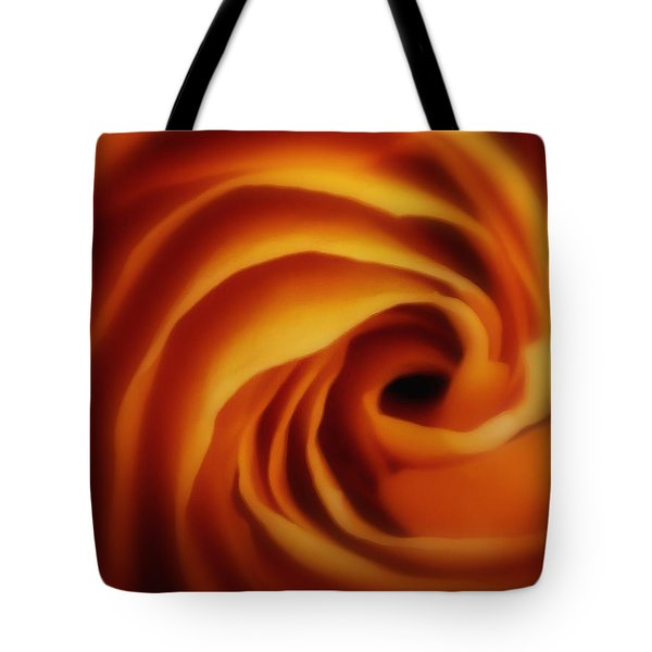 Inner Most Desire Tote Bag by Donna Blackhall