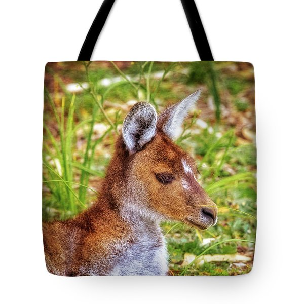Tote Bag featuring the photograph Inner Peace, Yanchep National Park by Dave Catley