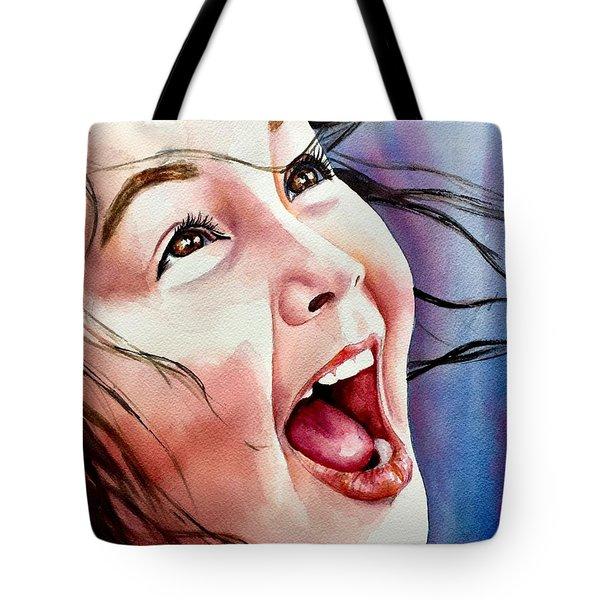 Inner Radiance Tote Bag