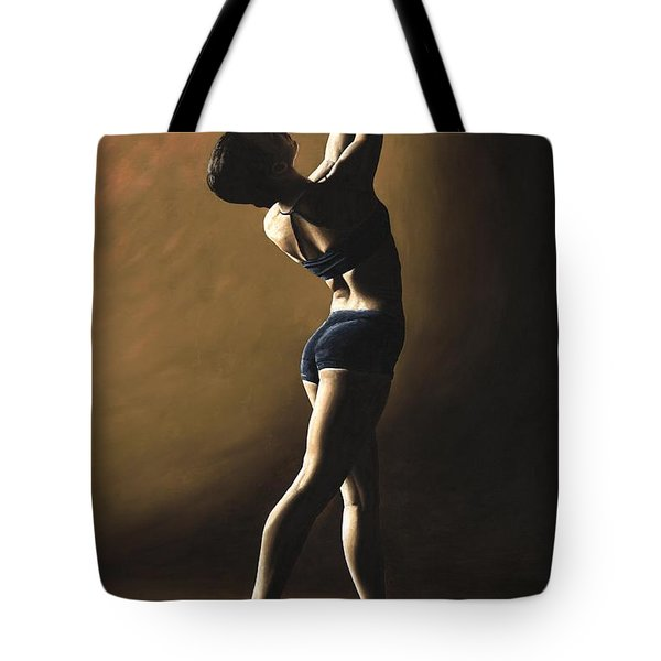 Inner Sanctuary Tote Bag by Richard Young