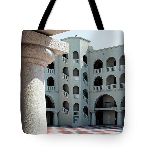 Inner Sanctum Tote Bag
