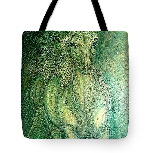Inner Spirit Tote Bag