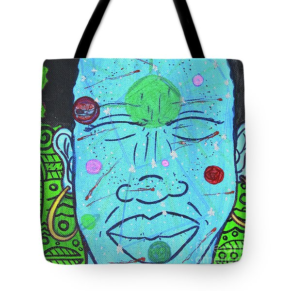 Inner-stellar Space Tote Bag